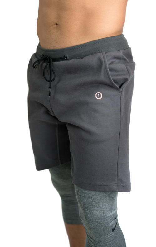 Tech Shorts  - Slate Grey