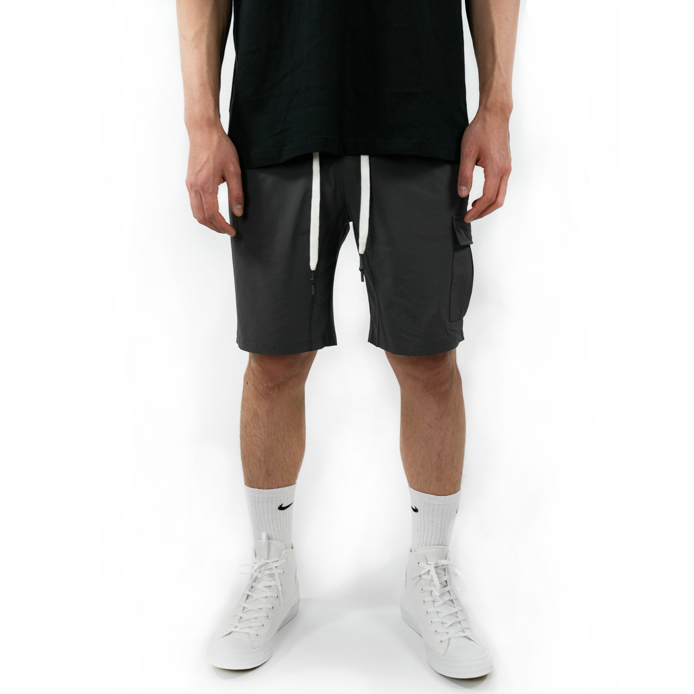 Adapt Performance Shorts [Charcoal]