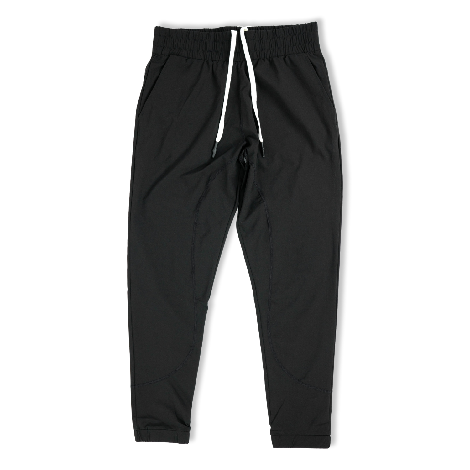 Cuffed Track Joggers [Charcoal]