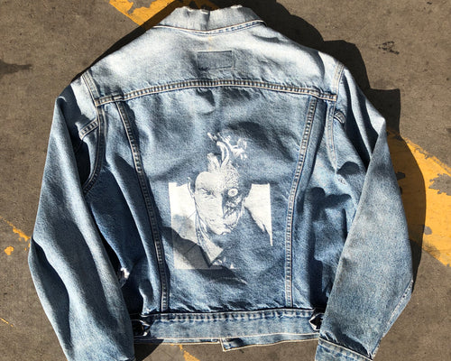 Forgotten Pieces x Levi's Denim Jacket - S/M