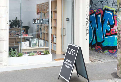 Uro's brick-and-mortar bookstore on hiatus