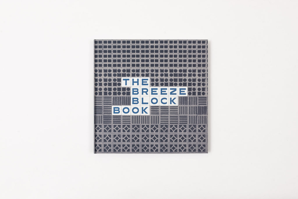 <i>The Breeze Block Book</i> featured on Yellowtrace!