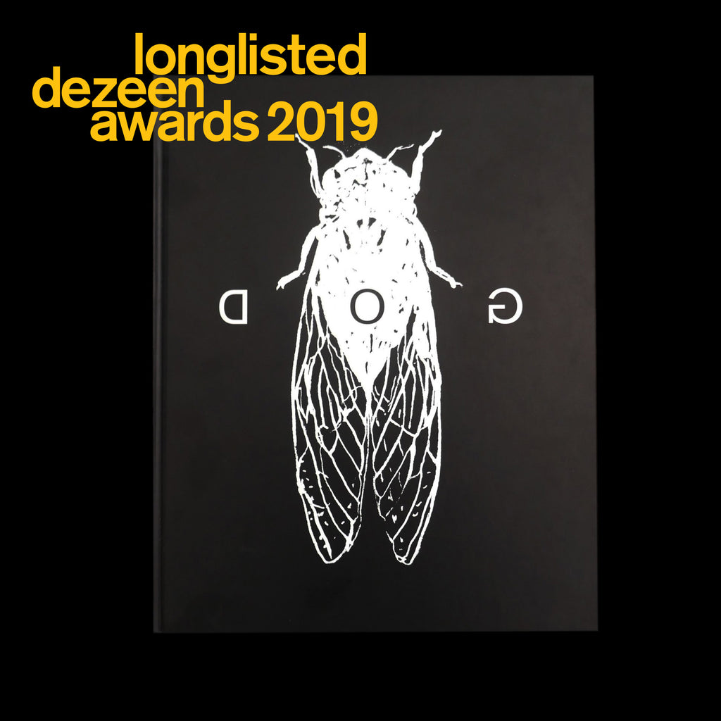 <i>God in Reverse</i> makes the Dezeen Awards design 2019 longlist