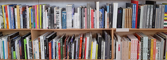 A brand new bookshop on architecture and design