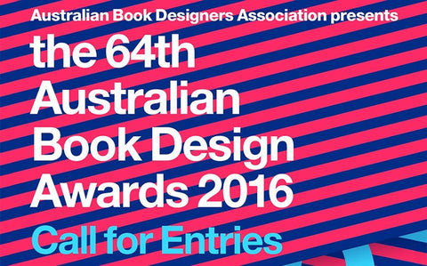 Australian Book Design Awards 2016