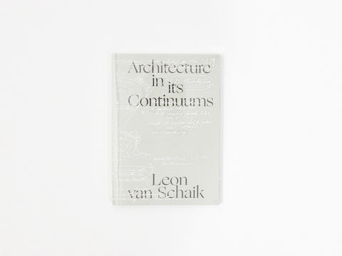 Architecture in its Continuums