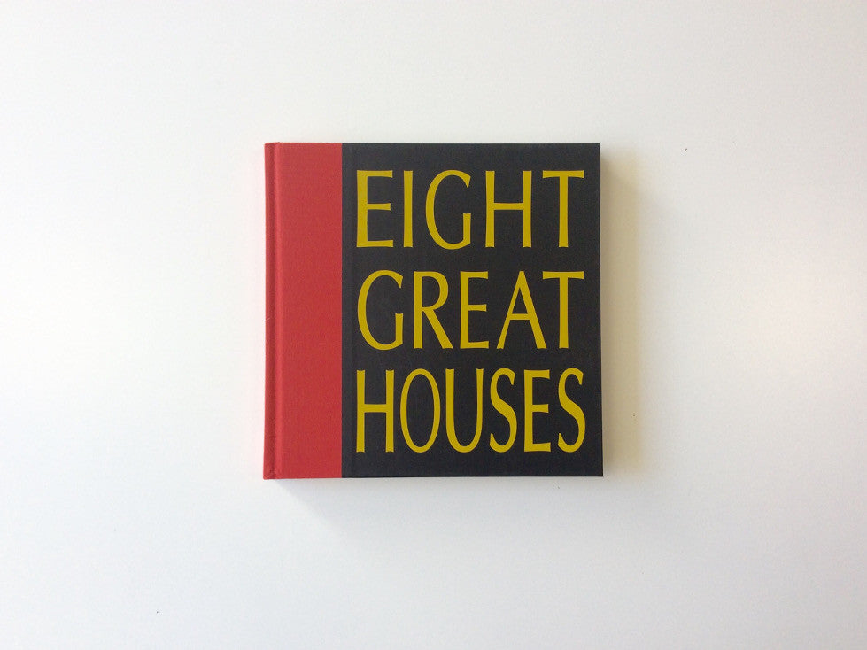 Eight Great Houses Cover