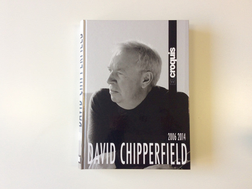 El Croquis David Chipperfield Cover
