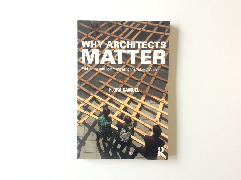 Why Architects Matter