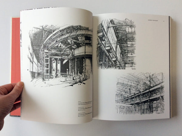 Single-Handedly: Contemporary Architects Draw by Hand