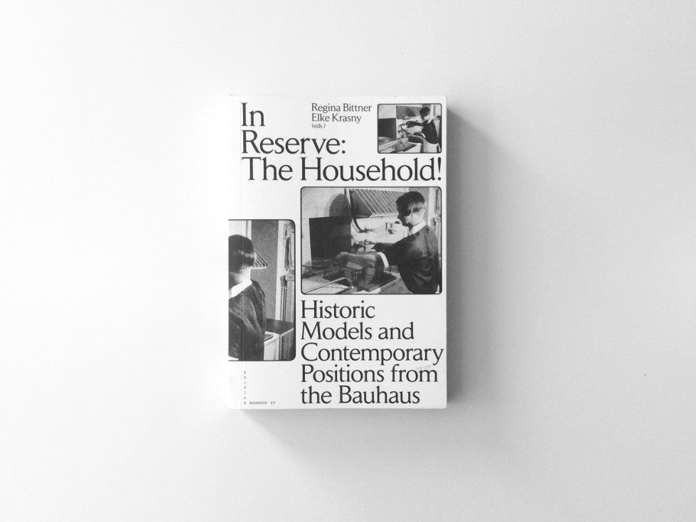 In Reserve: The Household! Cover