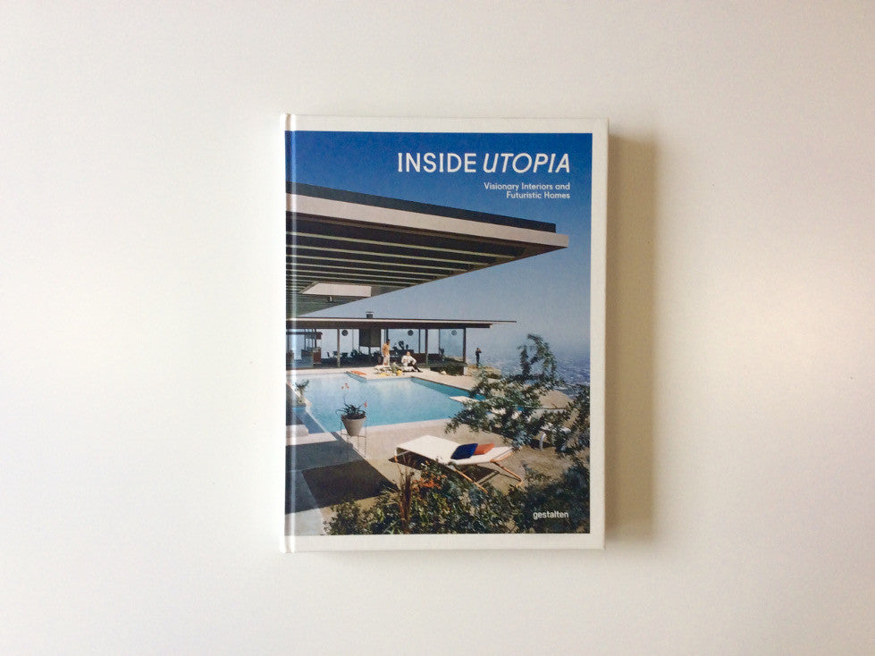 Inside Utopia Cover