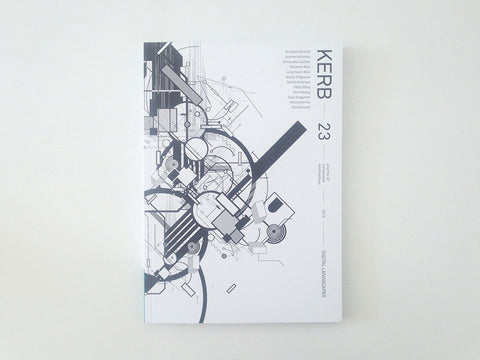 Kerb 23: Journal of Landscape Architecture