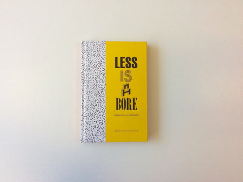 Less is a Bore Cover