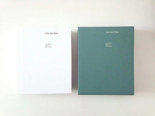 Less and More: The Design Ethos of Dieter Rams cover