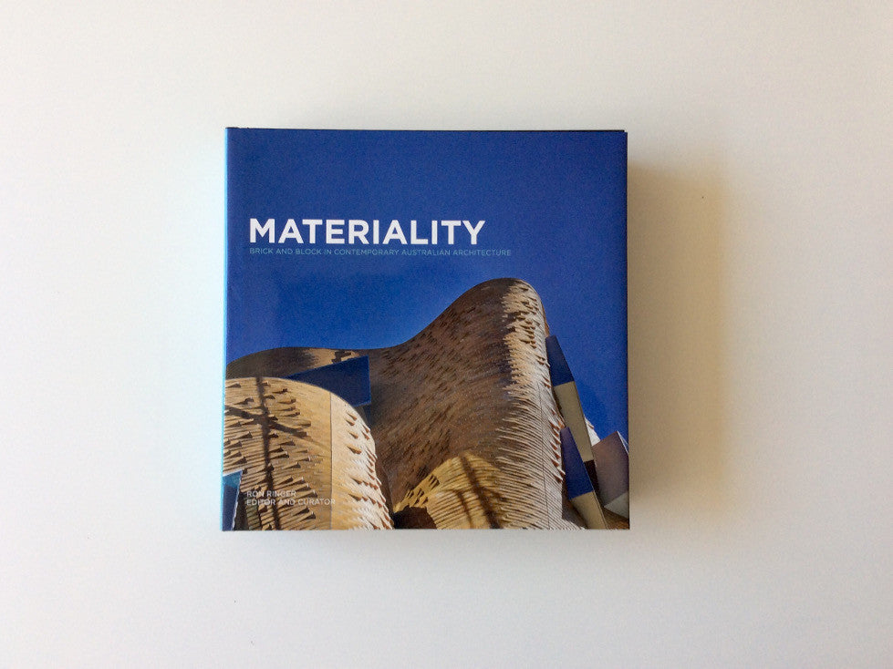 Materiality Cover