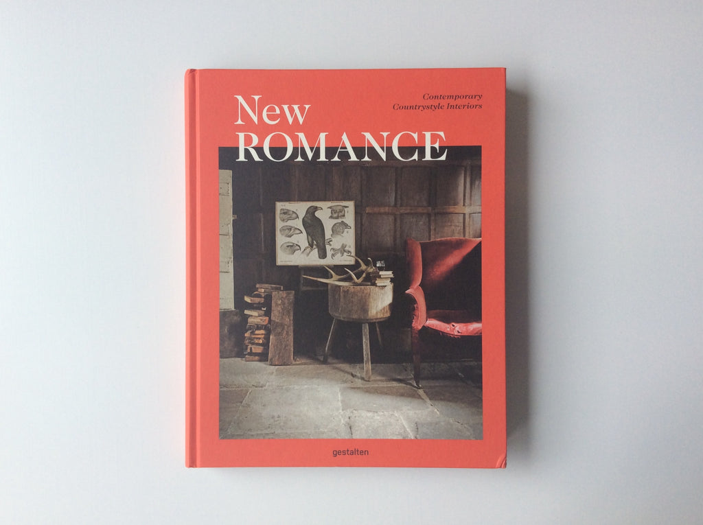 New Romance: Contemporary Countrystyle Interiors, 9783899556971