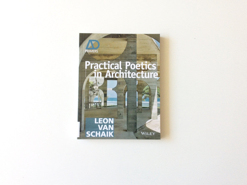 Practical Poetics in Architecture Cover