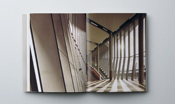 Spread from The Private Life of Public Architecture