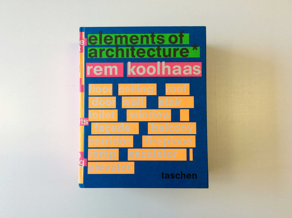 Rem Koolhas: Elements of Architecture