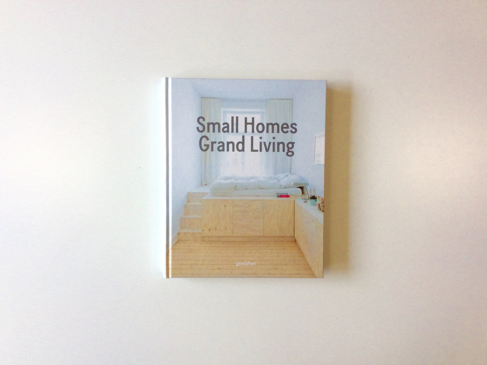 Small Homes, Grand Living Cover