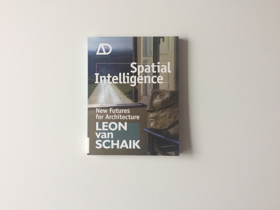 Spatial Intelligence Cover