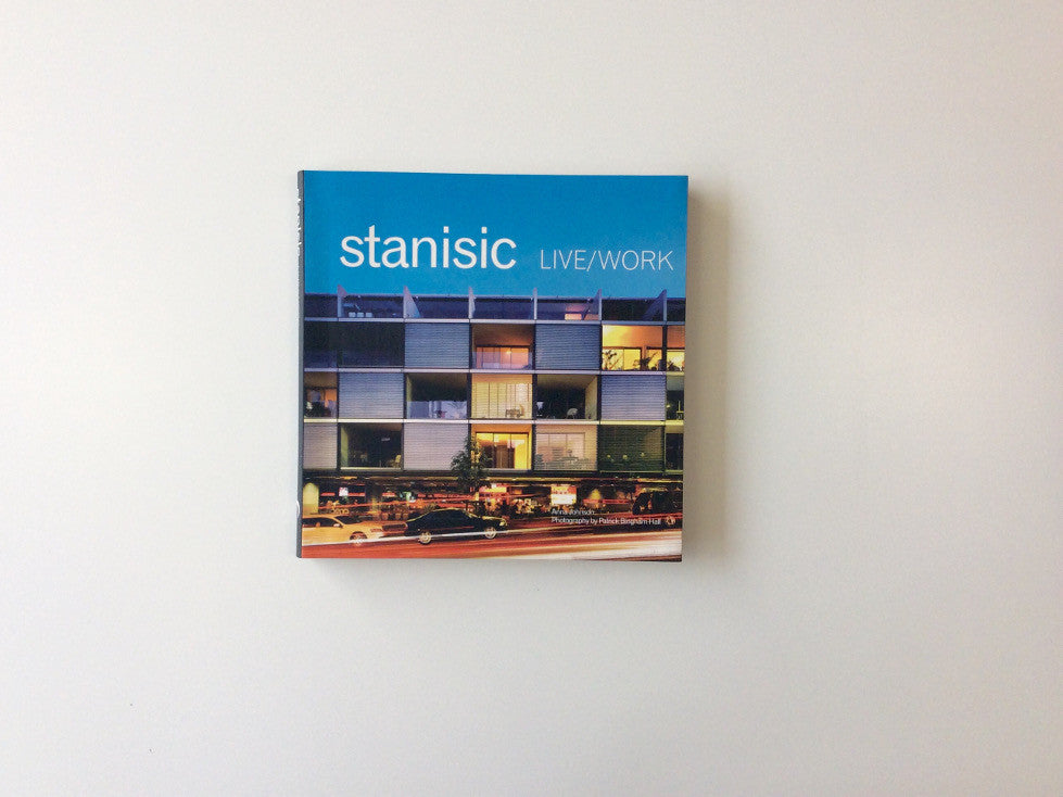 Stanisic: Live/Work Cover