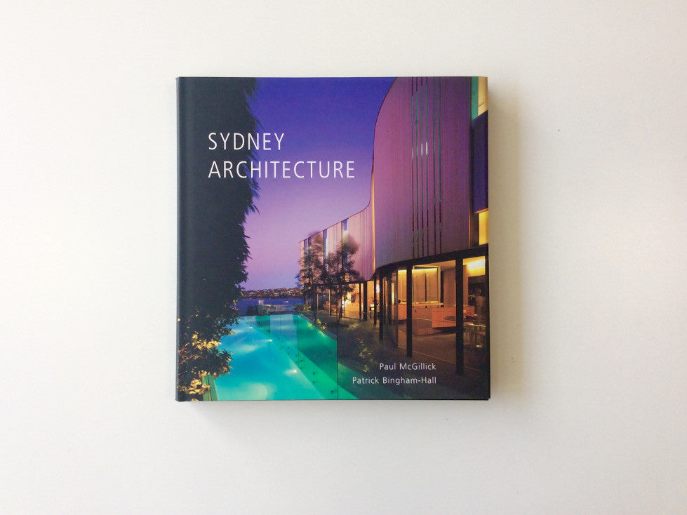 Sydney Architecture Cover