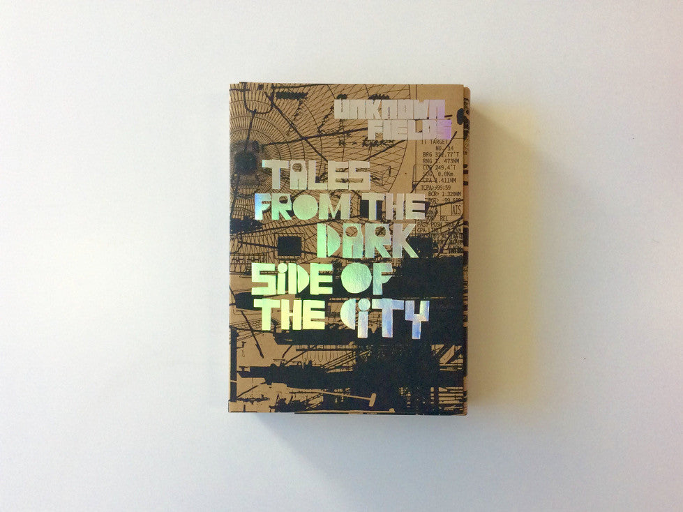 Tales From The Dark Side of the City Cover