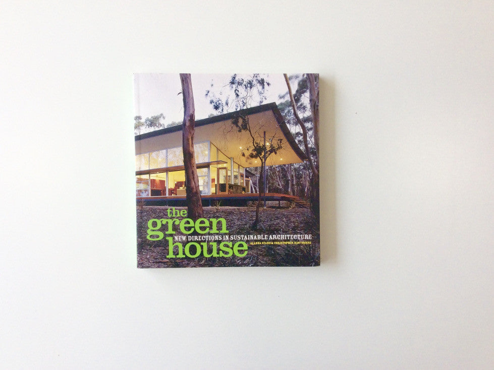 The Green House Cover