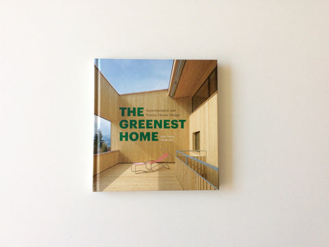 The Greenest Home Cover