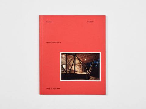 Paul Morgan Architects Cover