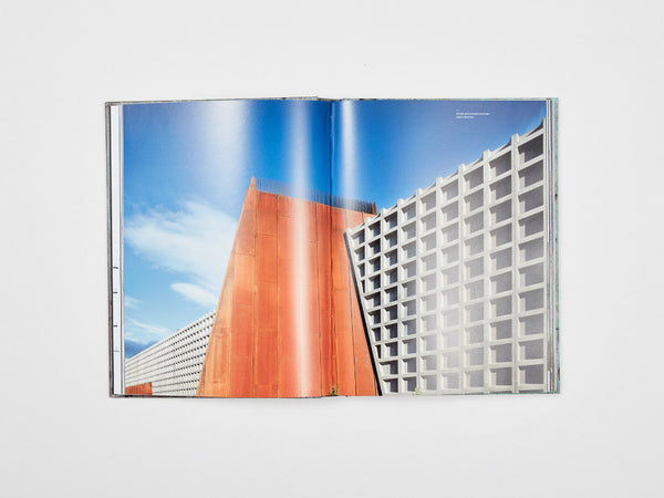 Fender Katsalidis: Working Architecture Spread; Fender Katsalidis: Working Architecture Cover; 9780994269775