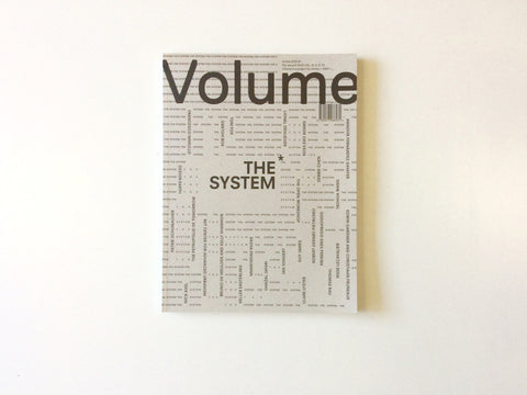 Volume 47: The System* Cover