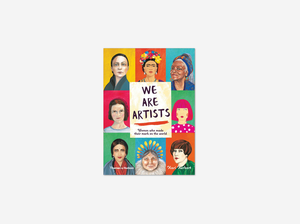 We are Artists: Women who made their mark on the world