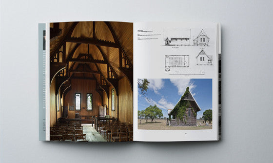 Spread from Robin Dods: Selected Works