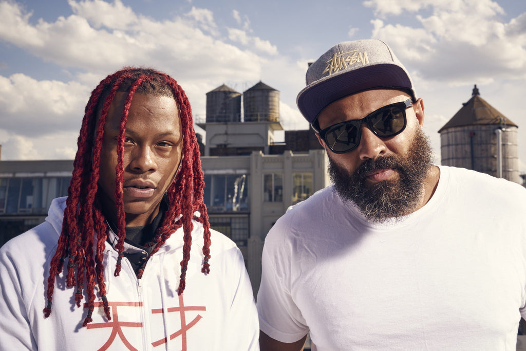 Mike Zombie x Ebro @Beats1 + Plays Unreleased Beat