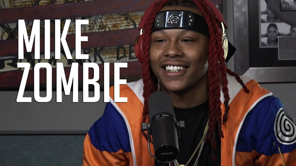 Mike Zombie Talks Humble Genius & More With Ebro In The Morning on Hot 97