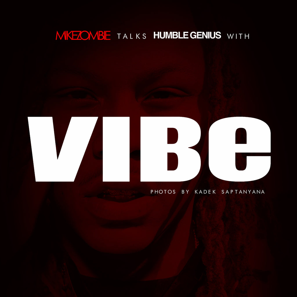 VIBE Interview: Mike Zombie Talks 'Humble Genius,' & Going Major With The Right Label