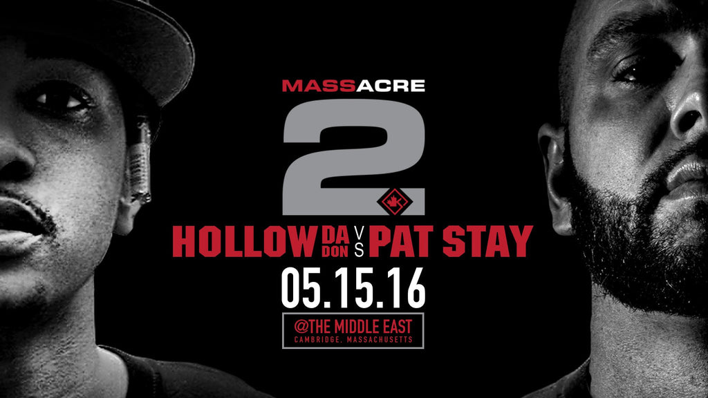 KOTD Hollow Da Don vs Pat Stay | #MASS2