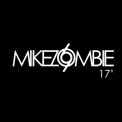 The Mike Zombie Logo 17' Collection