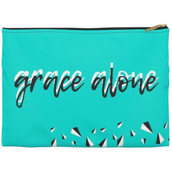 Grace Alone Pouch