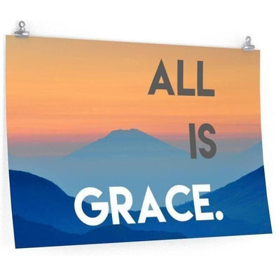 All Is Grace Poster