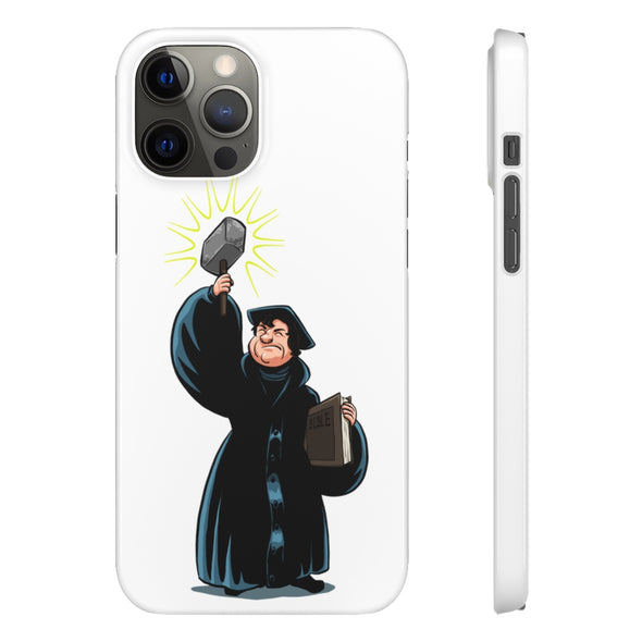 RefToons: Luther Phone Case