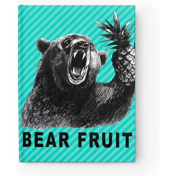 Bear Fruit Journal - Ruled Line