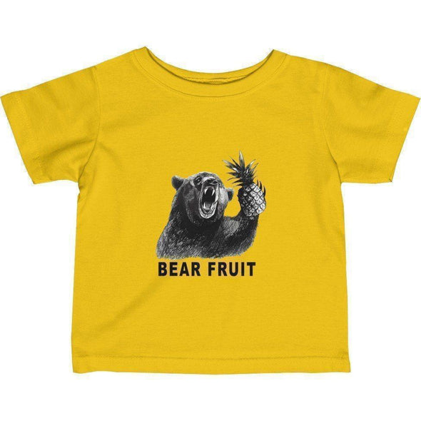 Bear Fruit Infant Tee