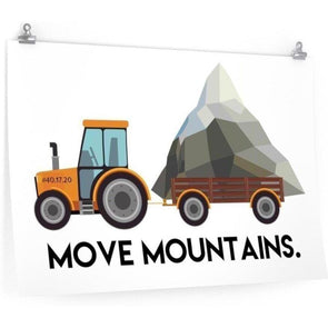 Move Mountains Poster