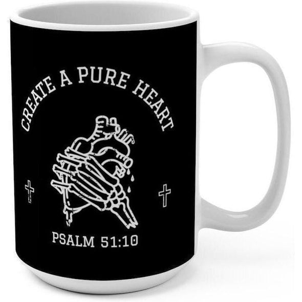Honest Youth Pastor Pure Heart 15 oz Mug