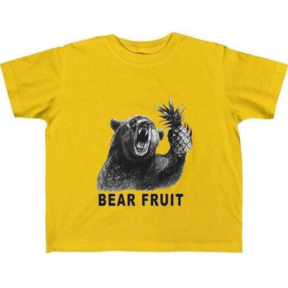 Bear Fruit Toddler T-Shirt