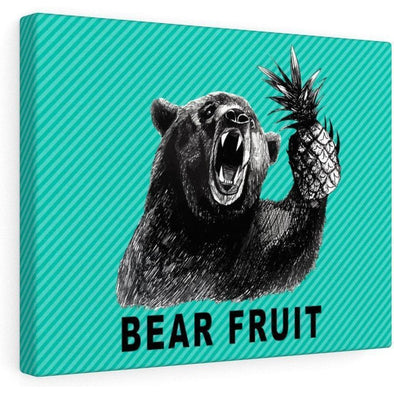 Bear Fruit Canvas